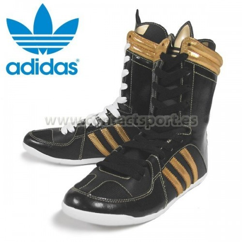 zapatillas adidas boxeo mujer