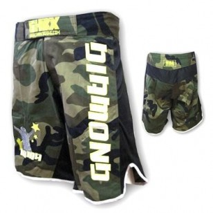 SHORT MMA DIAMOND CAMUFLAJE
