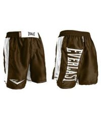 SHORT MMA EVERLAST NEGRO/BLANCO