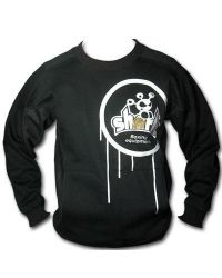 SUDADERA SHARK BOUS BLACK