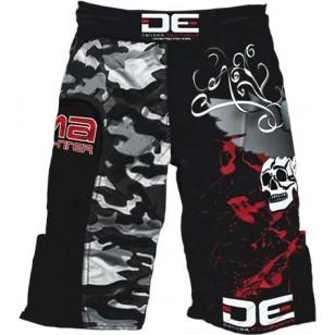 SHORT MMA DANGER 04 GRIS