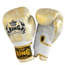 "GUANTE TOP KING ""SNAKE"" WHITE"