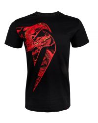 CAMISETA VENUM GIANT DRAGON RED
