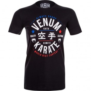 CAMISETA VENUM KARATE