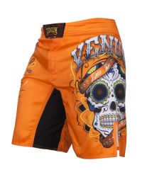 SHORT VENUM SANTA MUERTE ORANGE