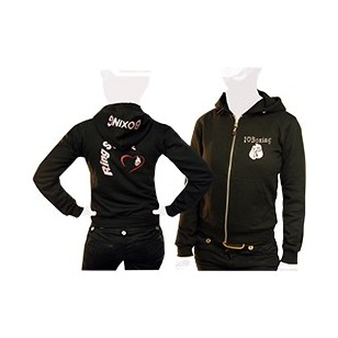 "SUDADERA ""LOVE BOXING"""
