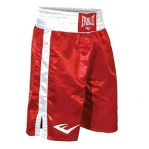 SHORT BOXEO EVERLAST ROJO