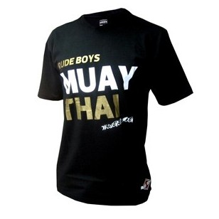 CAMISETA MUAY THAI RB