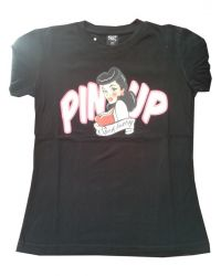 CAMISETA PIN UP SHARK