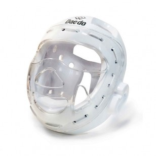 CASCO MASCARA DAEDO BLANCO