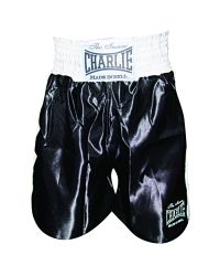 SHORT BOXEO CHARLIE NEGRO
