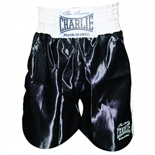 SHORT BOXEO CHARLIE BLACK