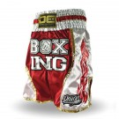 SHORT BOXEO DANGER 016 BLANCO
