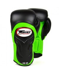 GUANTE TWINS BGVL-6 BLACK/GREEN