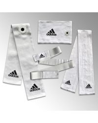 "KIT JUDO/GRAPPLING ADIDAS ""THE GRIP POWER"" BLANCO"