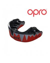 OPRO PLATIN RED METAL / BLACK