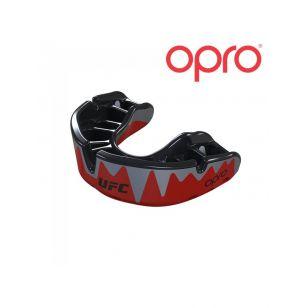 OPRO PLATIN RED METAL / BLACK