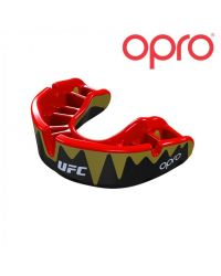 OPRO PLATIN BLACK METAL / RED