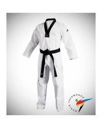 "DOBOK ADI-FIGHTER ""WT APPROVED"" CUELLO NEGRO"