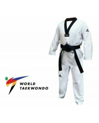 "DOBOK ADI-FLEX ""WT APPROVED"" CUELLO NEGRO"