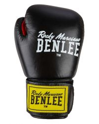 """GUANTE PIEL BENLEE """"FIGTHER"""" NEGRO Rocky marciano"""